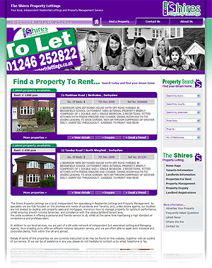 Property To Let Websites