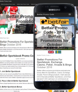 Top Bet Promo Codes